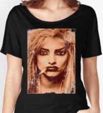 NiNa hAgEn high priestess of punk! Women's Relaxed Fit T-Shirt