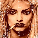 NiNa hAgEn high priestess of punk! by watertigerleo