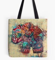 Vintage Elefant Tasche