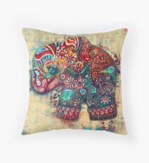 Vintage Elefant Sitzkissen