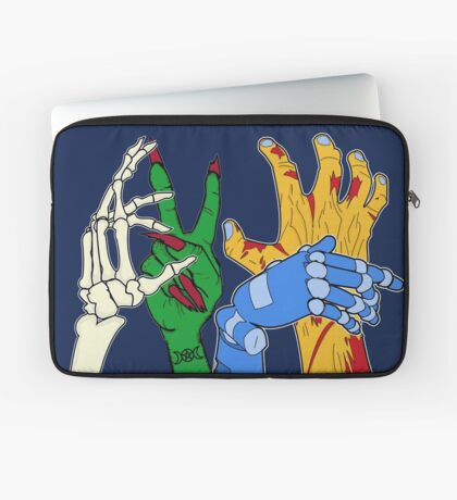 Monster mash party Laptop Sleeve