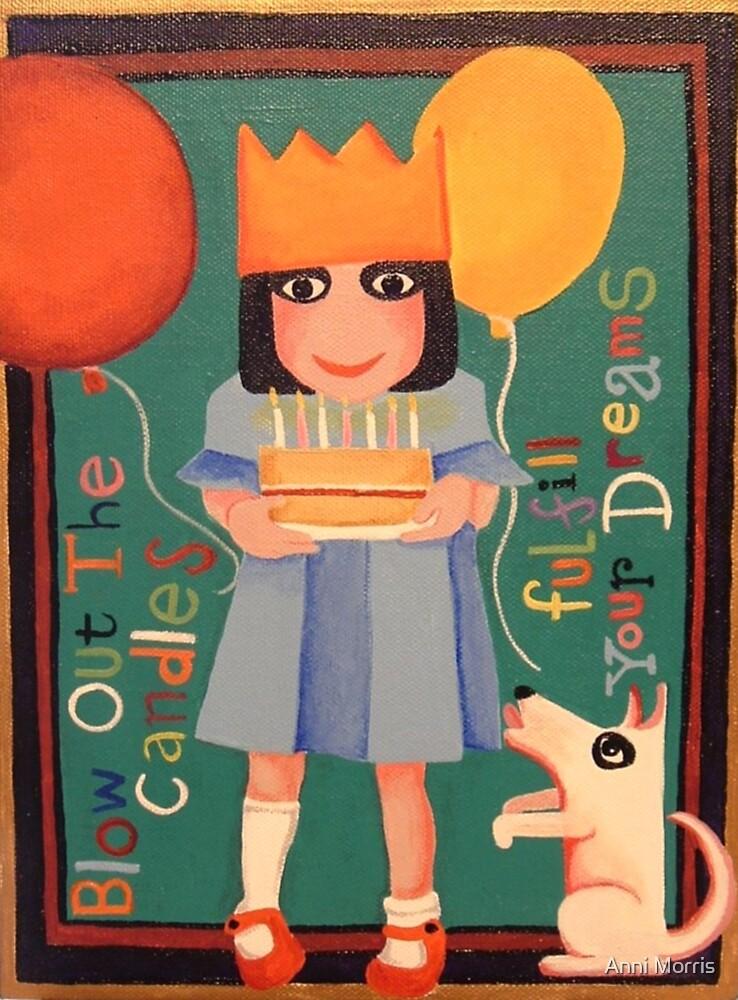 Birthday Girl by Anni Morris