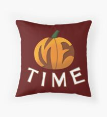 Me Time (Halloween) Floor Pillow