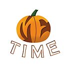 Me Time (Halloween) by IntrovertInside