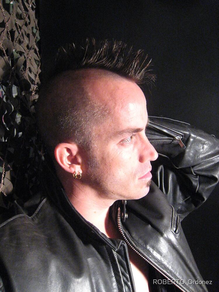 punk by Robert Ordonez