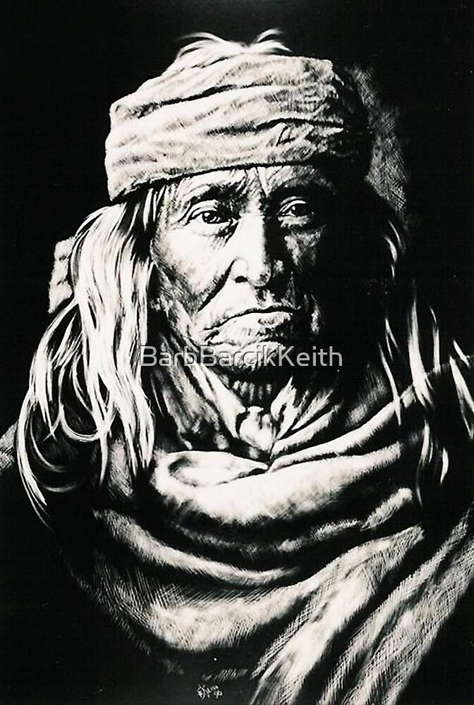 Eskadi, Apache by BarbBarcikKeith