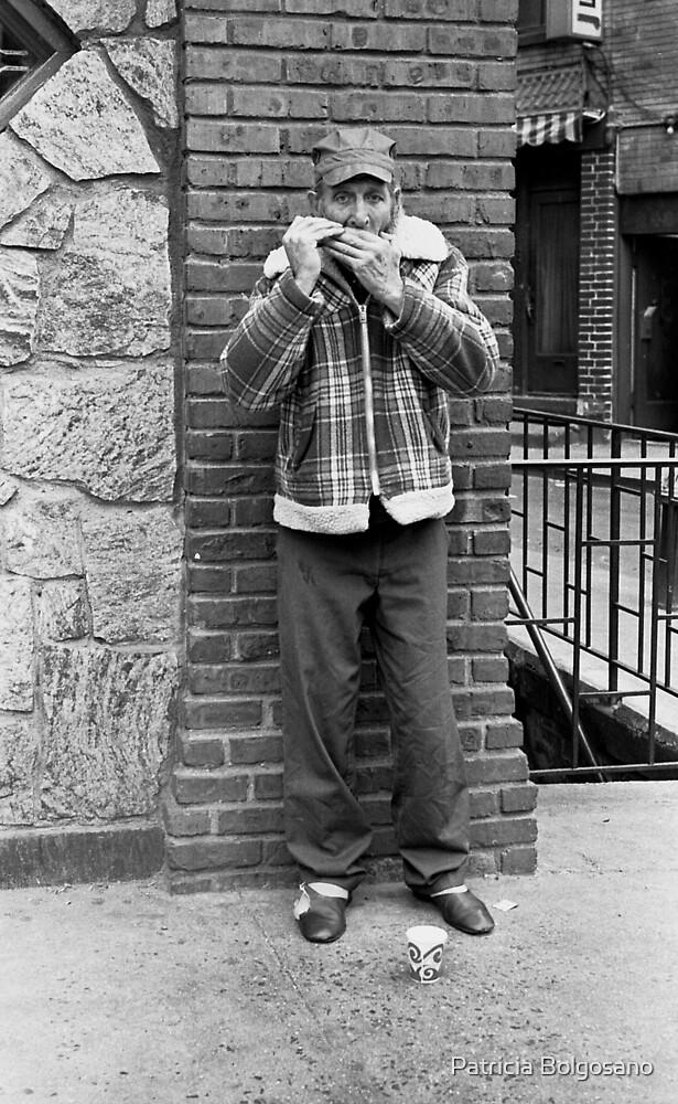 Homeless by Patricia Bolgosano