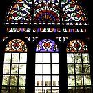 Rainbow Window by Hena Tayeb