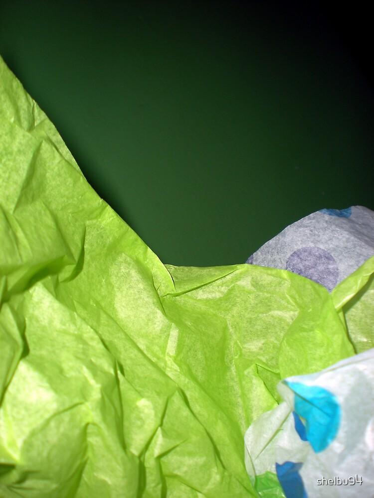 Tissue Paper by shelbu94