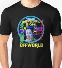 Blade Runner - Blimp Neon Spectacular Unisex T-Shirt