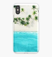 Beach Air View iPhone Case/Skin