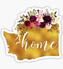 washington is my home. Sticker