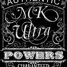 « MK Ultra power for dark background » par clad63