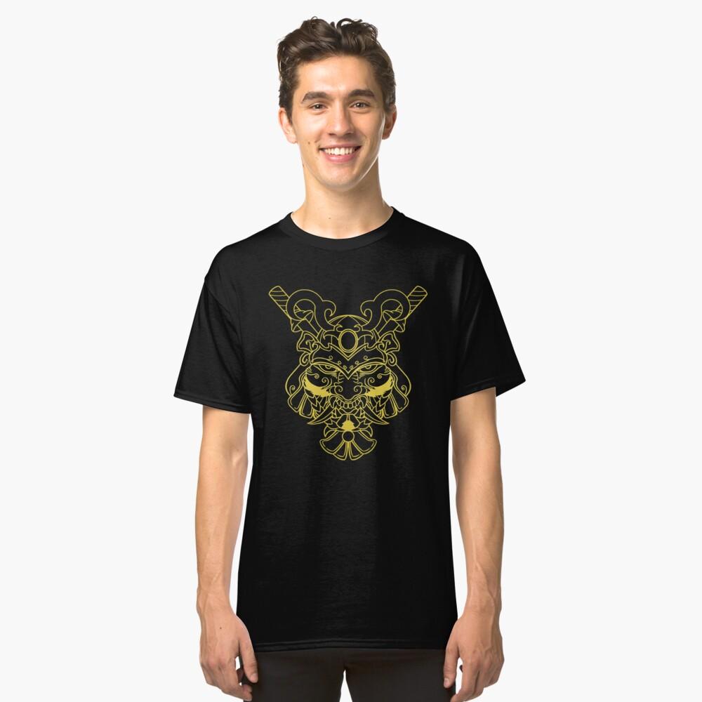 Golden Samurai Classic T-Shirt