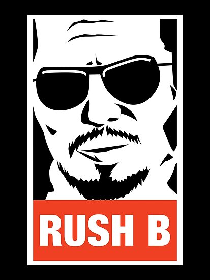 Rush B Counter Strike Global Offensive CSGO Gaming by pixeptional