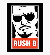 Rush B Counter Strike Global Offensive CSGO Gaming Photographic Print