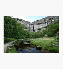 Malham Cove Photographic Print
