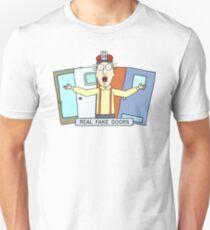 Real Fake Doors Unisex T-Shirt