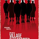 Village Of The Damned (New Version-Red Collection) by Alain Bossuyt
