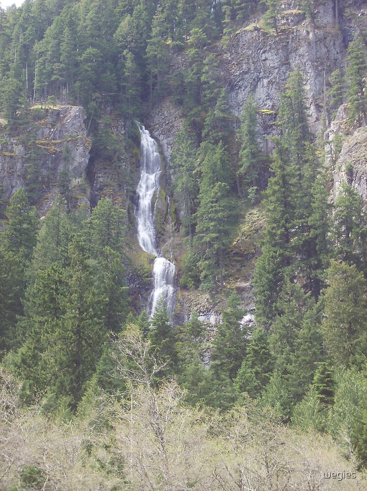 Skookum Falls by wegies