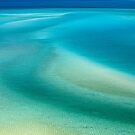 Whitsunday Island by Dragomir Vukovic