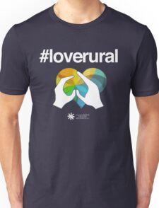 #loverural for dark backgrounds Unisex T-Shirt