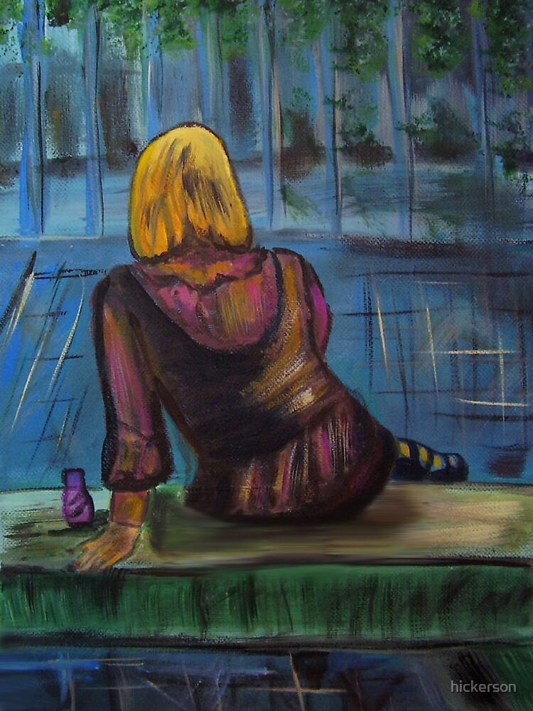 Attitude-The Painting by hickerson