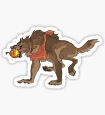 Werewolf McCree Sticker