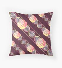 power time gravity love Throw Pillow