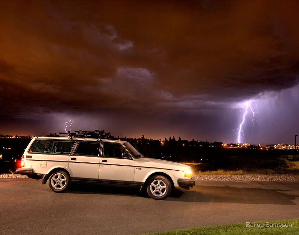 Volvo Lightning Edition by Bailey Sampson