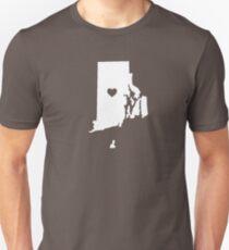 Rhode Island Heart T-Shirt