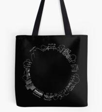 BrisVegas 2 - I love you  Tote Bag