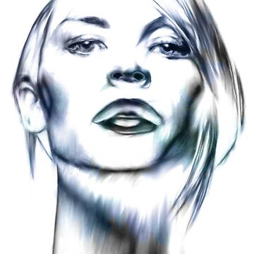 Claire Danes design by wu-wei