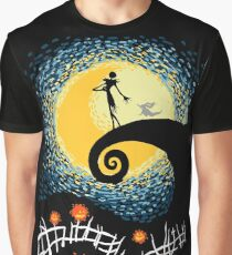 Starry nightmare Graphic T-Shirt