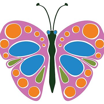 Butterfly Jam: Pink by JaZilla