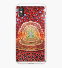Net of Being - Psychedelic iPhone Case/Skin