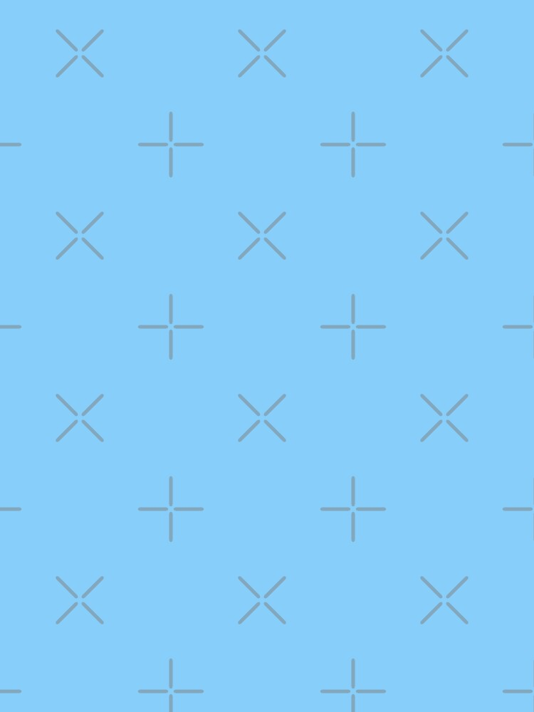 Solid Colour   Plain Light Sky Blue  Blue by ozcushions