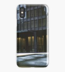 Seagram Plaza iPhone Case/Skin