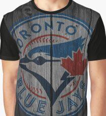 Toronto Blue Jays Print Graphic T-Shirt