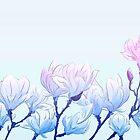 Frozen Magnolia by noeldelmar