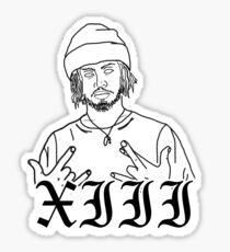OmenXIII V2 Sticker