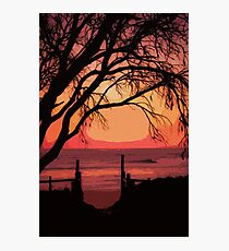 Dreaming by the Sea  Photographic Print