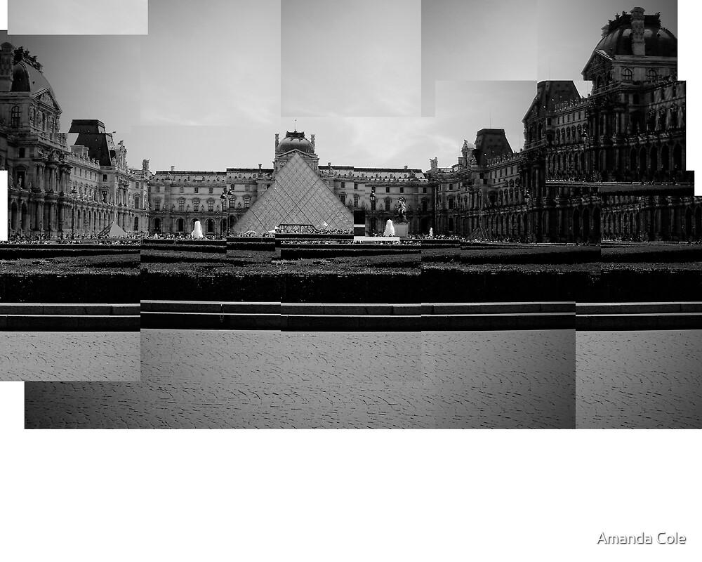 Paris Series. 3 by Amanda Cole