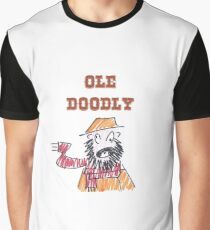 Ole Doodly Graphic T-Shirt