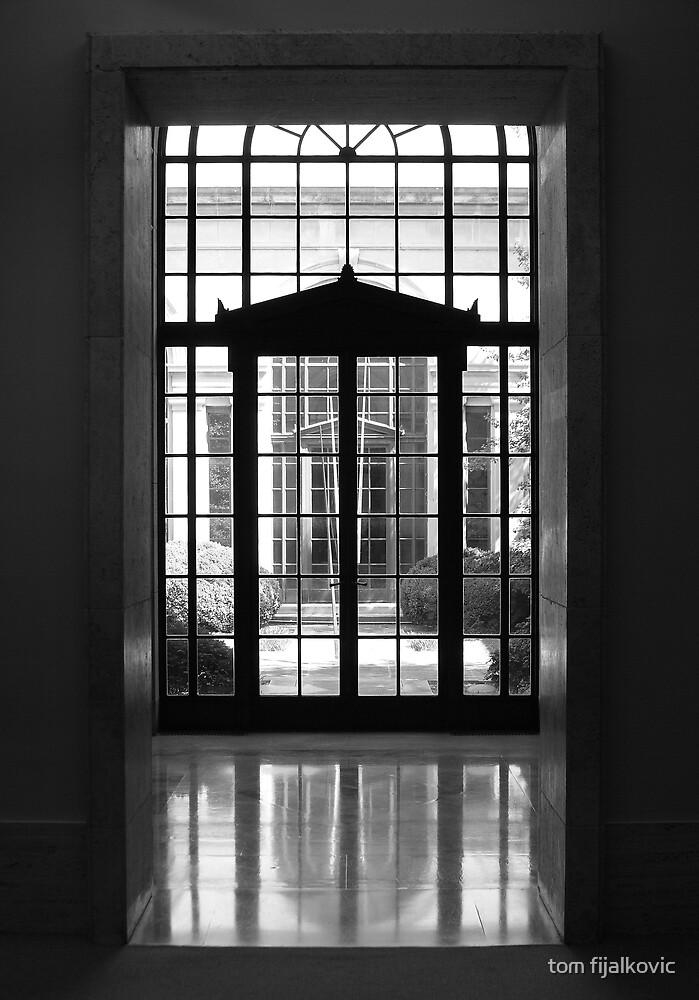Baltimore Museum of Art - 3 Doors Down by tom fijalkovic