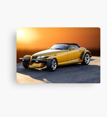 2001 Plymouth Prowler I Canvas Print