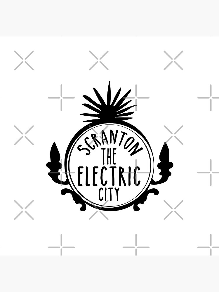 Scranton Electric City by mlroos