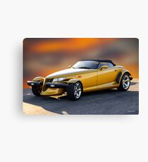 2001 Plymouth Prowler II Canvas Print