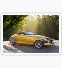 2001 Plymouth Prowler III Sticker