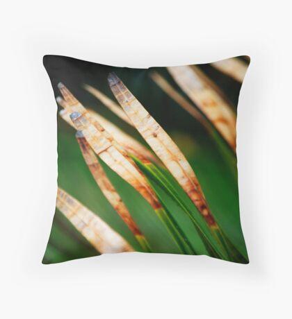 I Am A Leaf In The Wind... Kauai Sensual Series Throw Pillow